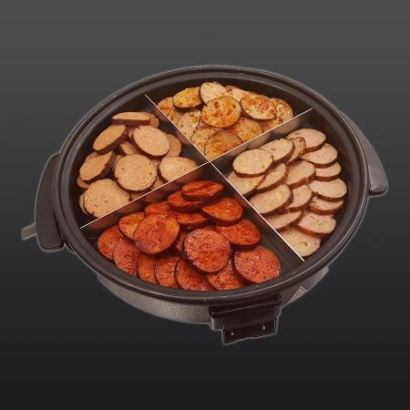 grillworst-pan